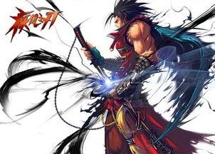 狂放不羁的剑斗士 充满打击感的华丽技能   剑