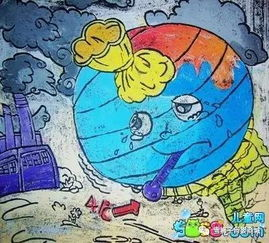 每日故事 地球妈妈生病了