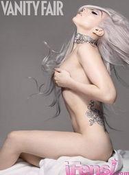 ... 历数十大最佳全裸美女封面 组图