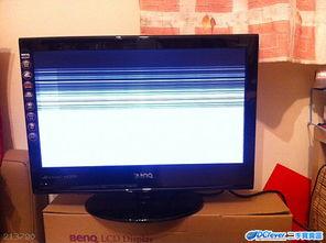 出售 坏LCD panel BenQ MG2241 LCD TV Monitor 22 inch