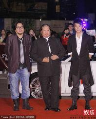 第5届亚洲电影大奖红毯